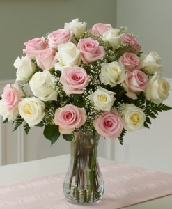 One-Dozen-Long-Stem-Pink-White-Rose-Bouquet-90203